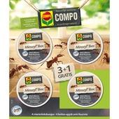 Mirazyl anti fourmis Compo Bio 3+1 pièces