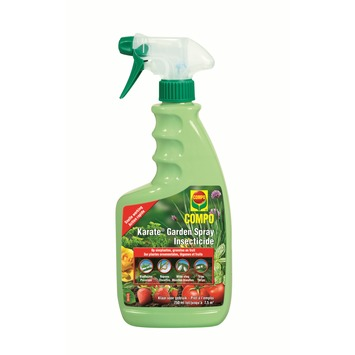 Compo Karate Garden insecticide spray 750 ml