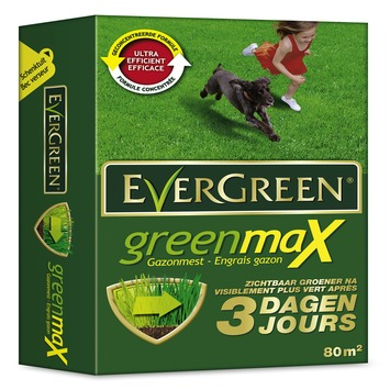 Evergreen greenmax 2,8 kg