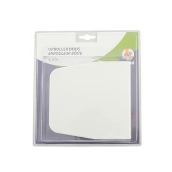 Enrouleur orientable pour sangle 22 mm 5-7 m blanc