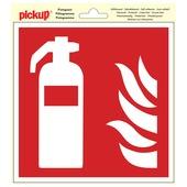 Pickup pictogram brandblusapparaat 20x20 cm