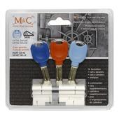 M&C veiligheidscilinder SKG*** 32/42