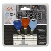 M&C veiligheidscilinder SKG*** 32/47