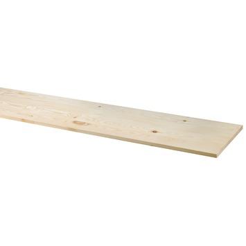 Panneau de charpenterie Eliotty FSC 18 mm 200x30 cm