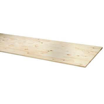 Panneau de charpenterie Eliotty FSC 18 mm 200x60 cm