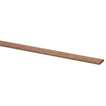 Couvre-joint en bois dur FSC 4x22 mm 270 cm