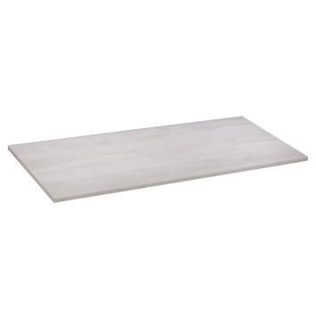 Panneau de meuble CanDo 18 mm 120x50 cm chêne blanchi