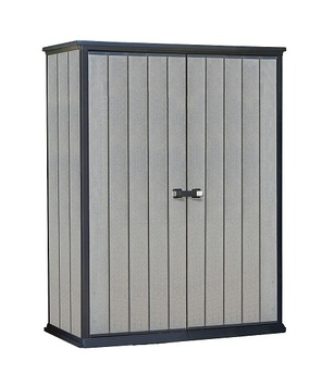 Armoire de rangement Keter High Store Shed 140x77x182 cm anthracite