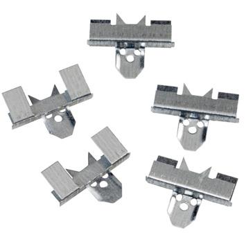 Attache profilé bois AGO0801 zingué 3/4 mm 250 pièces