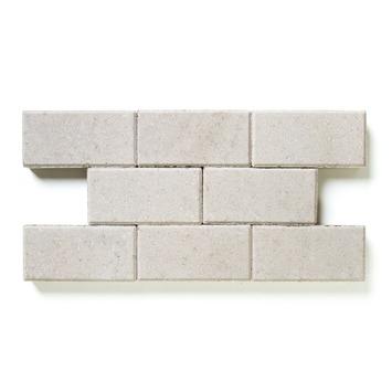 Klinker Beton Grijs 22x11x10 cm - 264 Klinkers / 6,34 m2