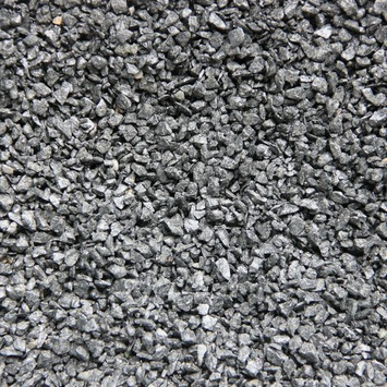 Gravier déco basalte 2-5 mm 15 kg noir