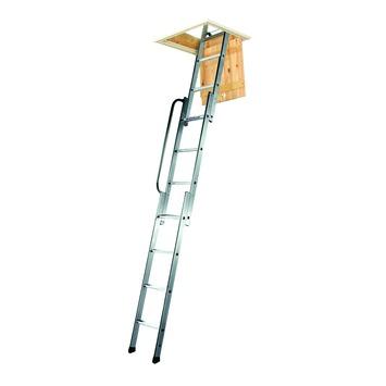 Escalier de grenier Easyway Youngman en 3 parties aluminium
