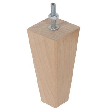 Meubelpoot tabs vierkant 56-30 mm