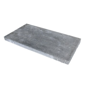 Dalle de terrasse Ardechio 60x60x4 cm gris par palette
