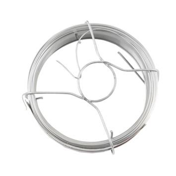 QX-draad nr. 3 0,8 mm 50 meter inox