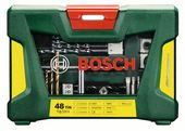 Bosch accessoireset V-line 48-delig