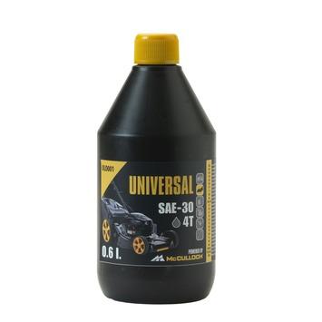 McCulloch motorolie 4-takt 600 ml