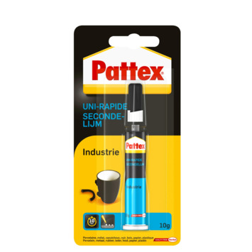 Colle uni-rapide industrie Pattex 10 g