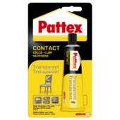 Pattex contactlijm transparant 50 g