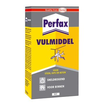 Reboucheur Perfax blanc 1,5 kg