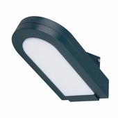 Applique extérieure Laura Light Topps LED intégrée 10 W 600 Lm anthracite