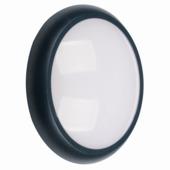 Applique extérieure Mia Light Topps LED intégrée 13 W 800 Lm anthracite