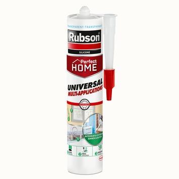Mastic universel multi applications Rubson transparent 280 ml