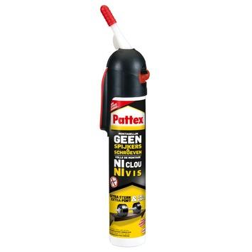 Pattex Geen Spijkers & Schroeven montagelijm easy pack 254 g