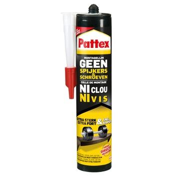 Pattex Geen Spijkers & Schroeven montagelijm 400 g