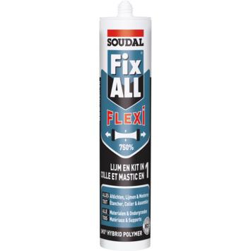 Fix All flexi Soudal brun 290 ml