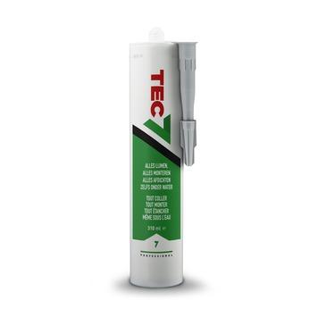 Mastic d'étanchéité Tec7 gris 310 ml