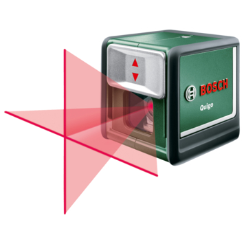 Laser lignes Bosch Quigo III