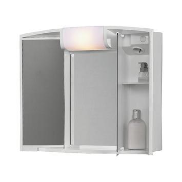 Armoire de toilette Angy Van Marcke 3 portes blanc