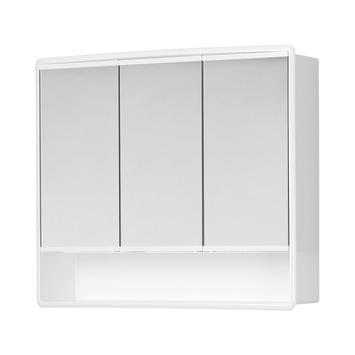 Lymo spiegelkast kunststof 3 deuren