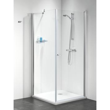 Get Wet douchecabine C105 met swingdeur 100x195 cm chroom