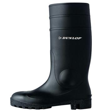 Dunlop veiligheidslaars Protomaster zwart 44