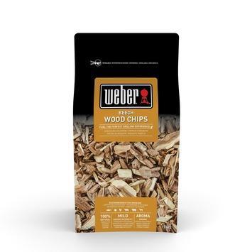 Weber houtsnippers 0,7 kg beech