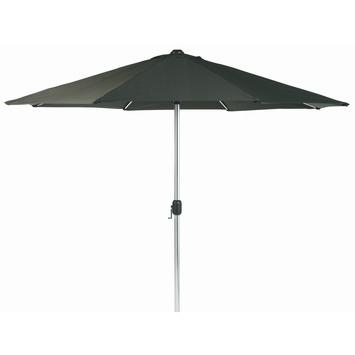Parasol Miami noir Ø300 cm