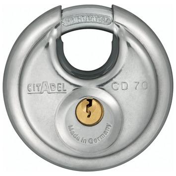 Cadenas disque Abus Citadel CD70 70 mm