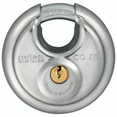 Abus Citadel discuscilinderslot CD70 70 mm