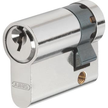 Deurcilinder Abus E50 Standard Security 30/35 mm nikkel