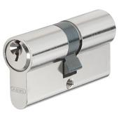 Deurcilinder Abus E50 Standard Security 30/30 mm nikkel
