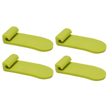 Duraline Storage mandlipje groen 4 stuks