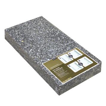 Isolant acoustique Isofix GAMMA 100x50x3,5 cm 4 pièces