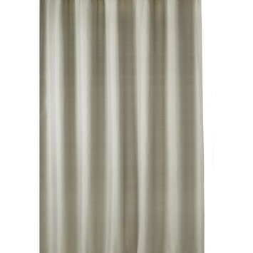 Rideau de douche Milan GAMMA polyester 180x200 cm dove