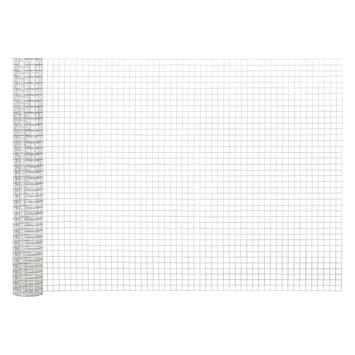 Grillage pour volière Handson 2,5 m x 50 cm galvanisé
