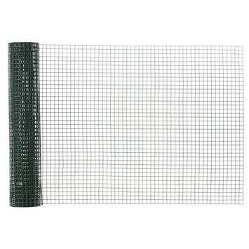 Treillis à volière Handson 0,50x5 m plastifié vert
