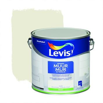 Peinture Mur Levis mat coquilled'œuf 2,5 L