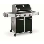 Weber gasbarbecue Genesis E410 zwart