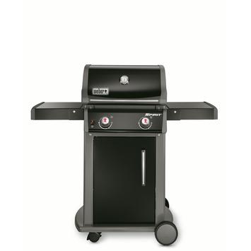Barbecue à gaz Spirit E210 original inox Weber noir